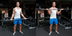 Wide-Grip-Standing-Barbell-Curl