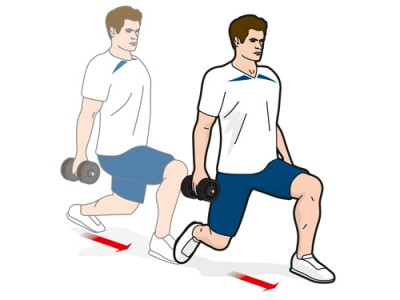 walking-lunge-Andy-Murry-strength-session-29062011