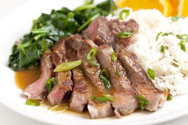 Orange-Miso-Steak-Recipe