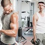 我在健身室應該做什麼動作呢?