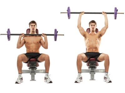 Seated-Barbell-Overhead-Press