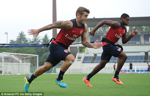 arsenal fitness