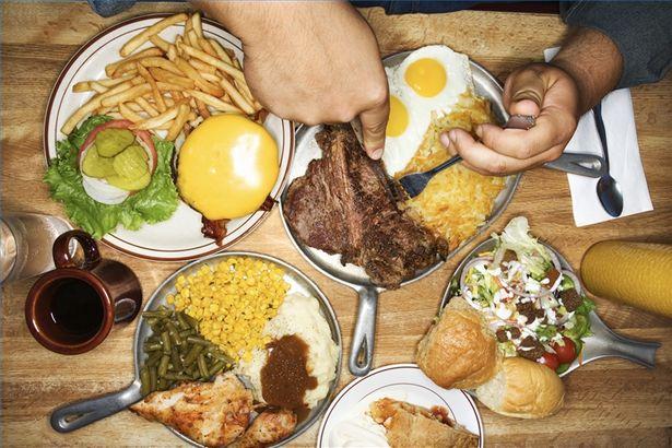 binge eating