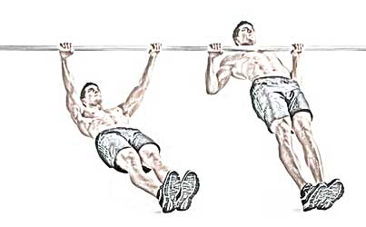 upper-body-workout-routine-at-home-inverted-row