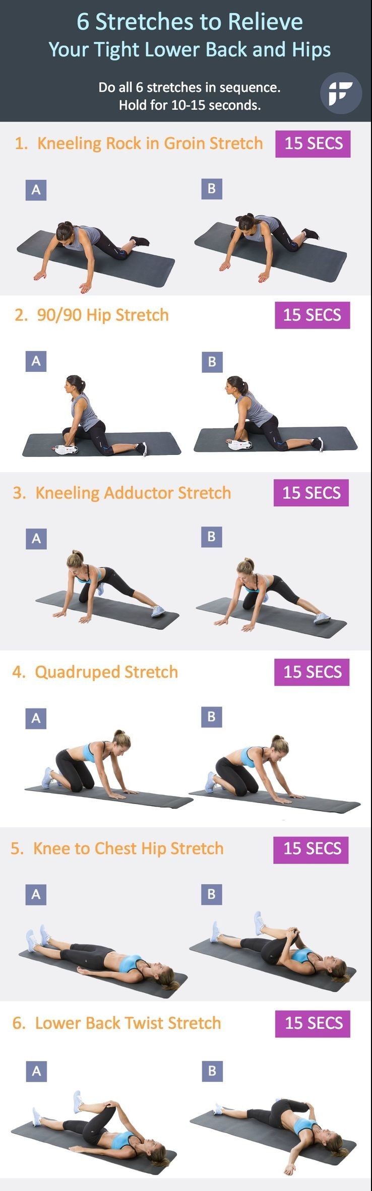 lower body stretch