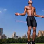 彰顯肌肉綫條的強力武器:跳繩