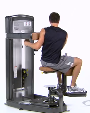 torso rotation machine