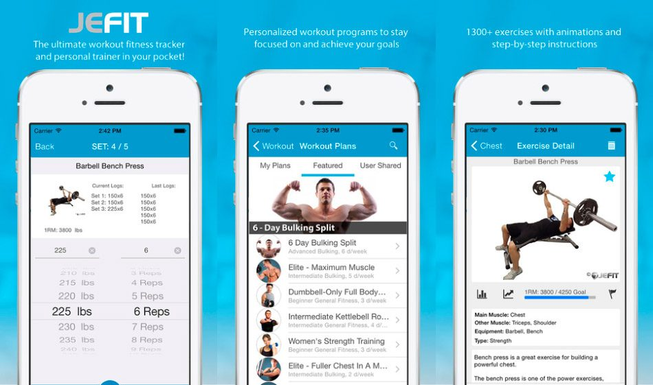 aplicacion-para-hacer-musculacion-jefit-workout