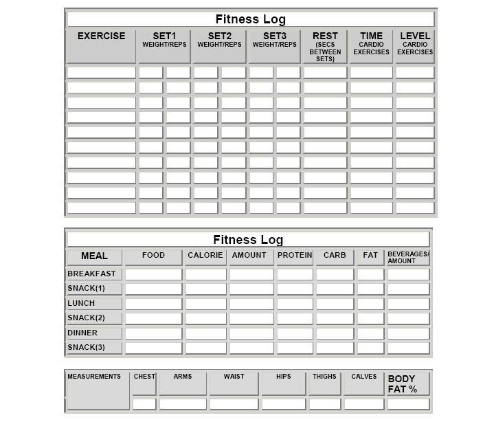 fitness-log