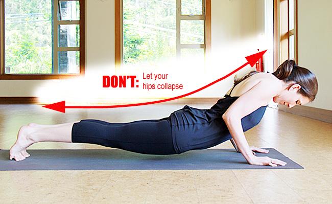 Bad Form:Plank