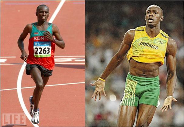 長跑 VS 短跑