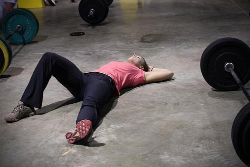 CrossFit-Fatigue