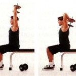 Vertical-tricep-extension